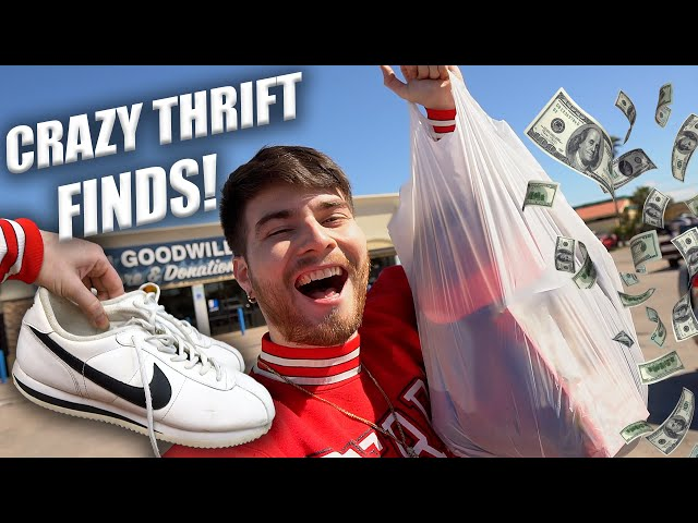 CRAZY THRIFT FINDS & ESTATE SALE GRAILS!