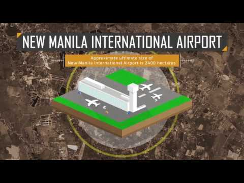 New Manila International Airport: JICA's Information Collection Survey