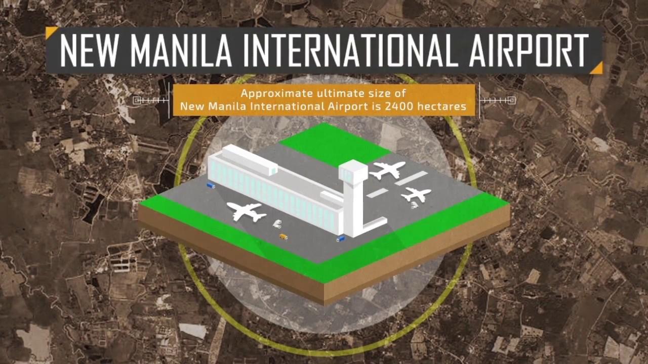 New Manila International Airport: JICA's Information Collection Survey