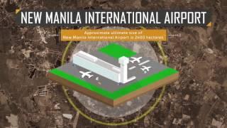 New Manila International Airport: JICA