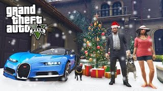 GTA 5 Real Life Mod #38 - CHRISTMAS!! (GTA 5 Mods)