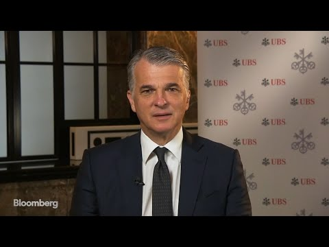 UBS CEO Ermotti on Earnings, Wealth Management, Profit Targets