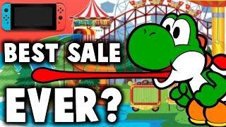 BEST eShop Sale Ever! Nintendo Switch HUGE E3 Sale On Best Games!