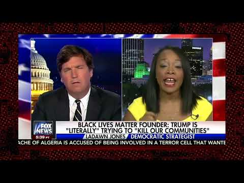 Tucker Carlson OWNED BLM Activist