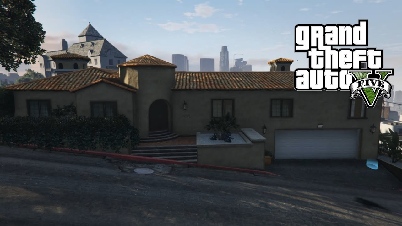 Gta5 Homes - Year of Clean Water