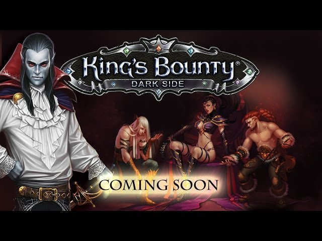 King's Bounty: Dark Side - Trailer