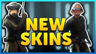 Boushh Leia + Skiff Lando GAMEPLAY - Star Wars Battlefront 2