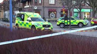 В Швеции в городе Ветланд произошло вооруженное нападение.