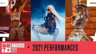 2021 BET Awards Performances!