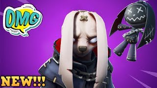 Fortnite: Nighthare set - Nighthare, Floppy, Steel Carrot, Bunny Hop!!! - NOUVEAU!!!! - EASTER SKIN!!!