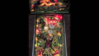 Gorgar Pinball Gameplay