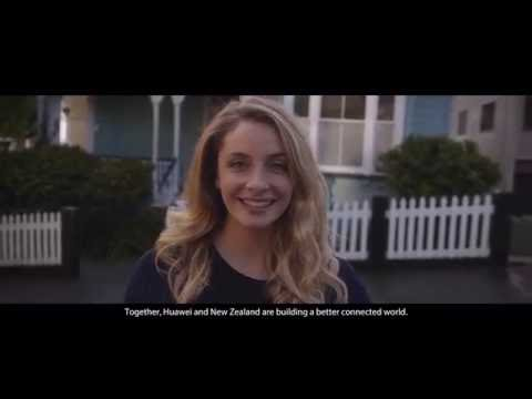 New Zealand Ultra-Fast Broadband Project (with English subtitle)
