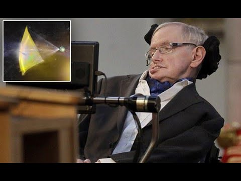 Just before his death, Stephen Hawking predicted 'the end of the