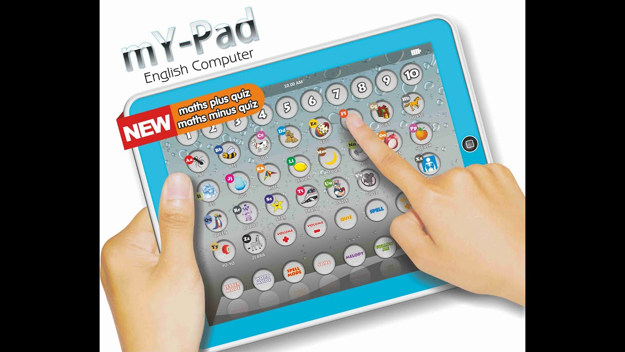 Dealbindaas My Pad English Learner For Kids