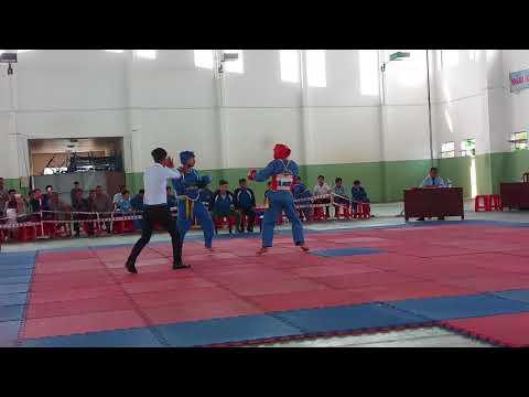 Khang k9 giáp xanh vovinam huy chương vàng