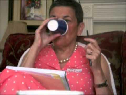 Anne Hastings of Fonkoze in Haiti - Santa Barbara Coffee, September 19, 2007
