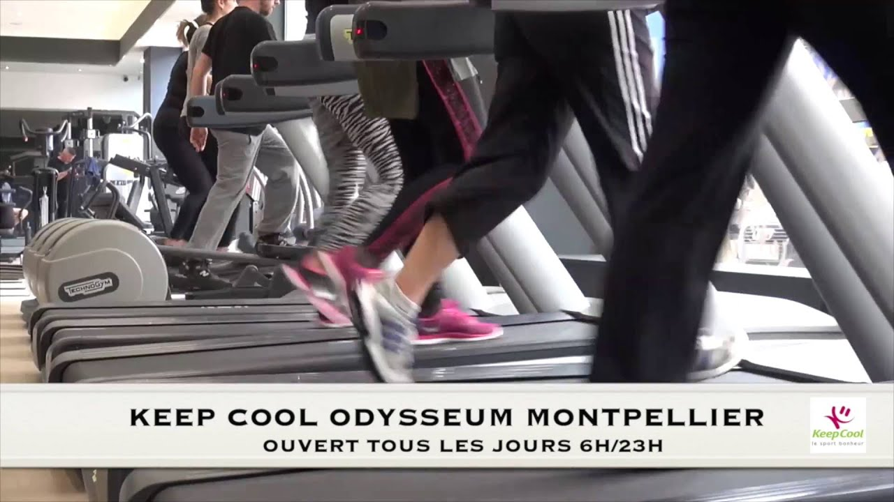 Keep Cool Odysseum Montpellier Clip Officiel