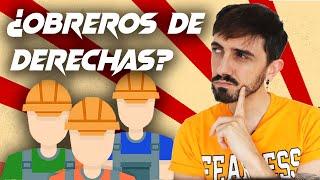 ¿Es TONTO un obrero DE DERECHAS? | InfoVlogger
