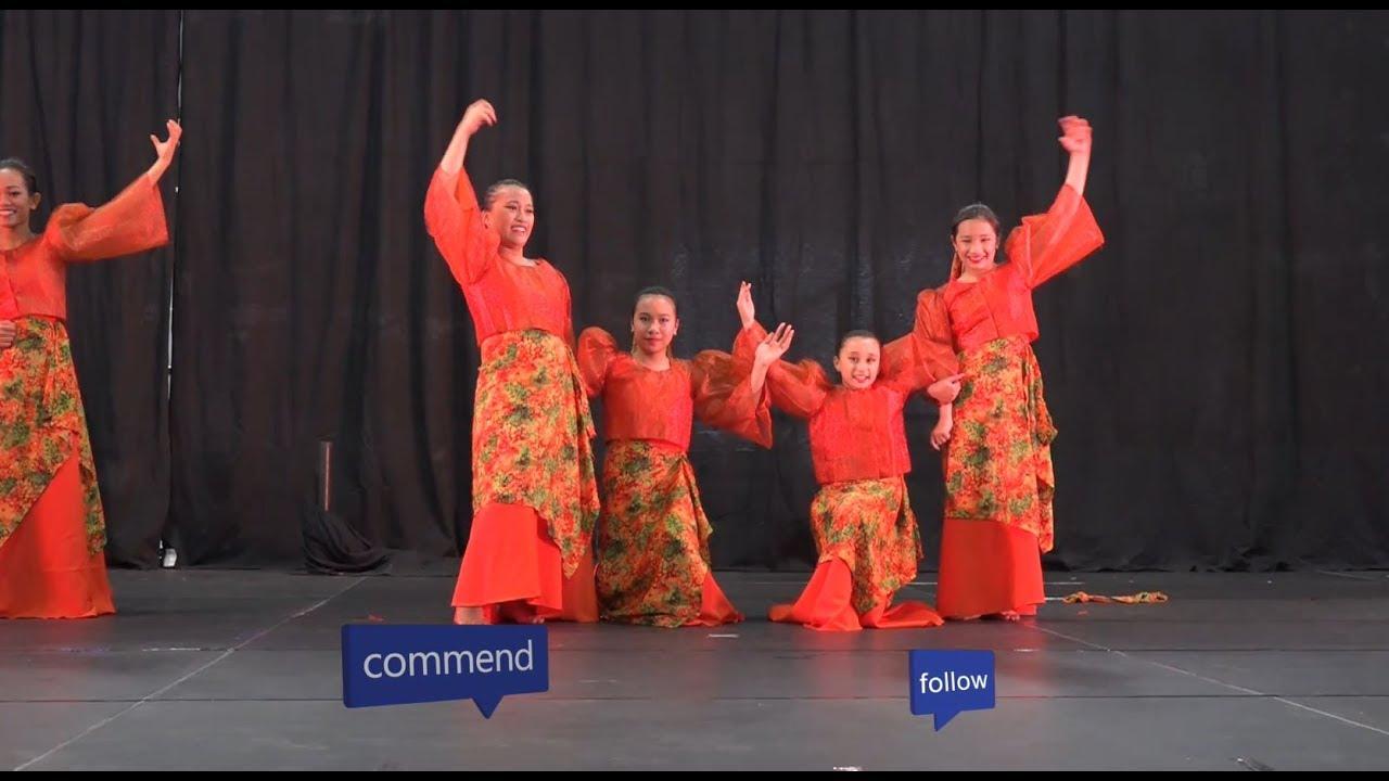 Inalimango - Philippine Traditional Cultural Dance/Rural/Folk  Dance/Carassauga 2017, Toronto, Canada