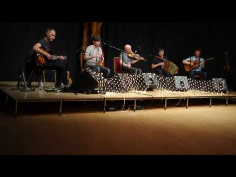 The John McCusker Band - Ae Fond Kiss/Leaving Friday Harbour
