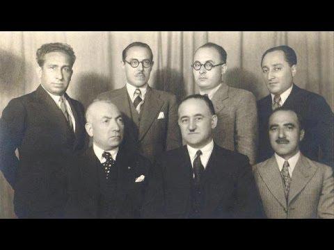 Mammad Amin Rasulzade. Founder of Azerbaijan Democratic Republic 1918. Mammad Amin Rasulzade