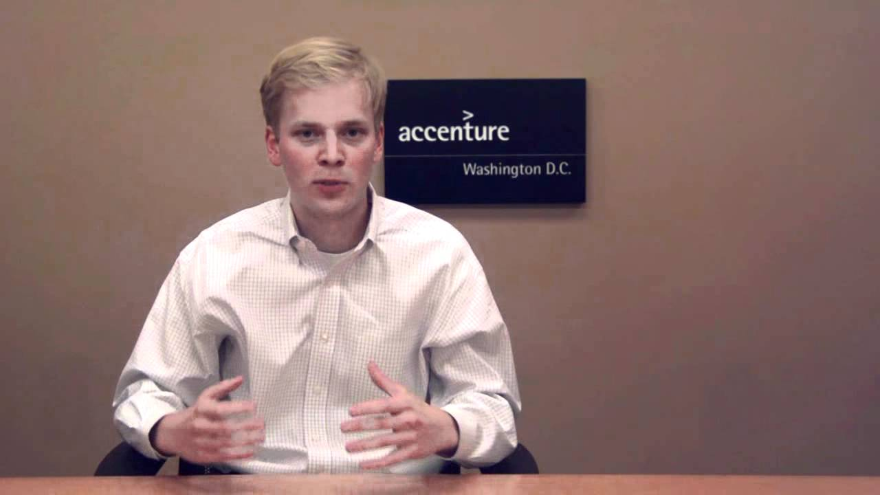 accenture case Company profile of accenture: an overview of accenture news, interviews, jobs and career opportunities, events and contact details.