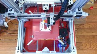 DIY all aluminum 3D Printer