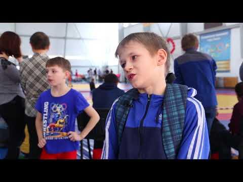 В Свирске прошел турнир по греко-римской борьбе на призы мэра города Свирска