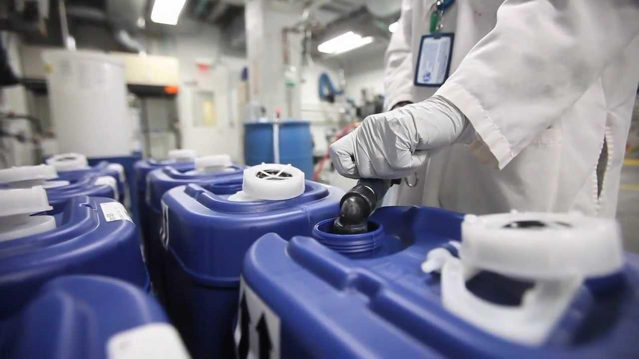 Chemical Mechanical Polishing, Cabot Microelectronics - CMP Slurry & CMP  Polishing Pads 1 - YouTube