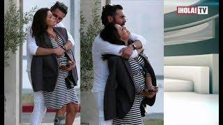 Eva Longoria confirma su embarazo y salen a la luz sus primeras imágenes   La Hora ¡HOLA!