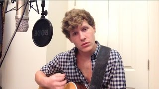 Matchbox Twenty - Bright Lights (Cover by Peyton McMahon)