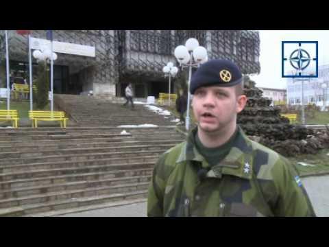 NATO - Kosovo's new security forces: KSF