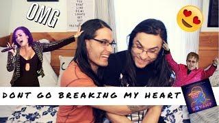 Don't Go Breaking My Heart Ft Demi Lovato & Q-Tip I Elton John REVAMP // TWIN WORLD
