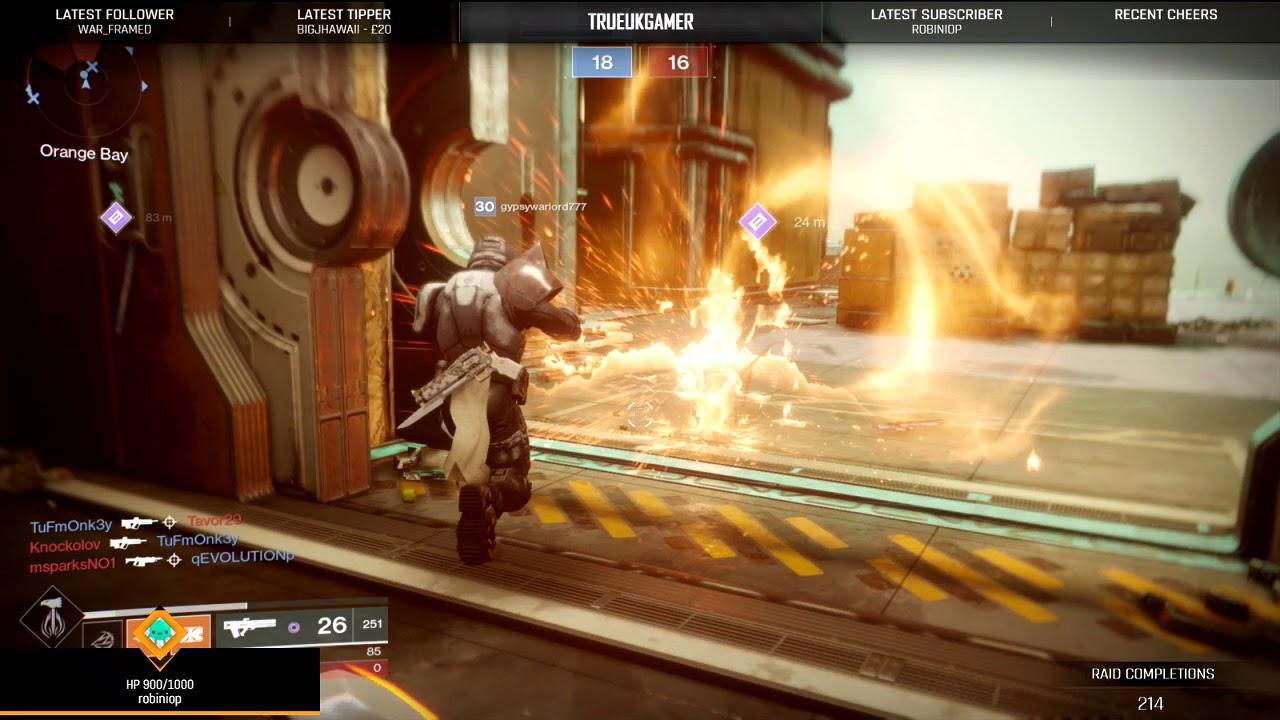 Destiny 2 Solstice of Heroes 400 Armor Masterwork Still ...