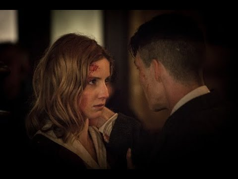 """Download Tommy and Grace   """"You've seen me, Grace...""""   Garrison fight (Full scene - HD) - Peaky Blinders"""
