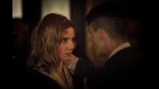 Tommy and Grace  \Youve seen me, Grace...\  Garrison fight (Full scene - HD) - Peaky Blinders