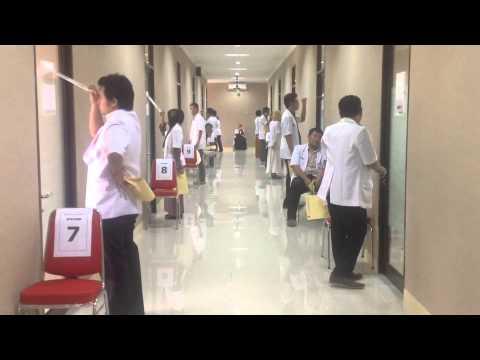 Ujian OSCE Kedokteran