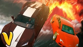 JUST CAUSE 3 MULTIPLAYER VOLCANO RACE!!! :: Just Cause 3 Multiplayer Funny Moments!