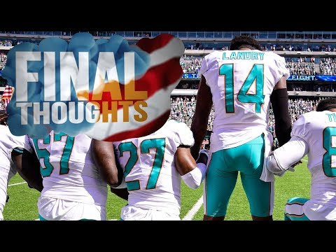 NFL's #TakeTheKnee Is Exactly Why We Elected Trump
