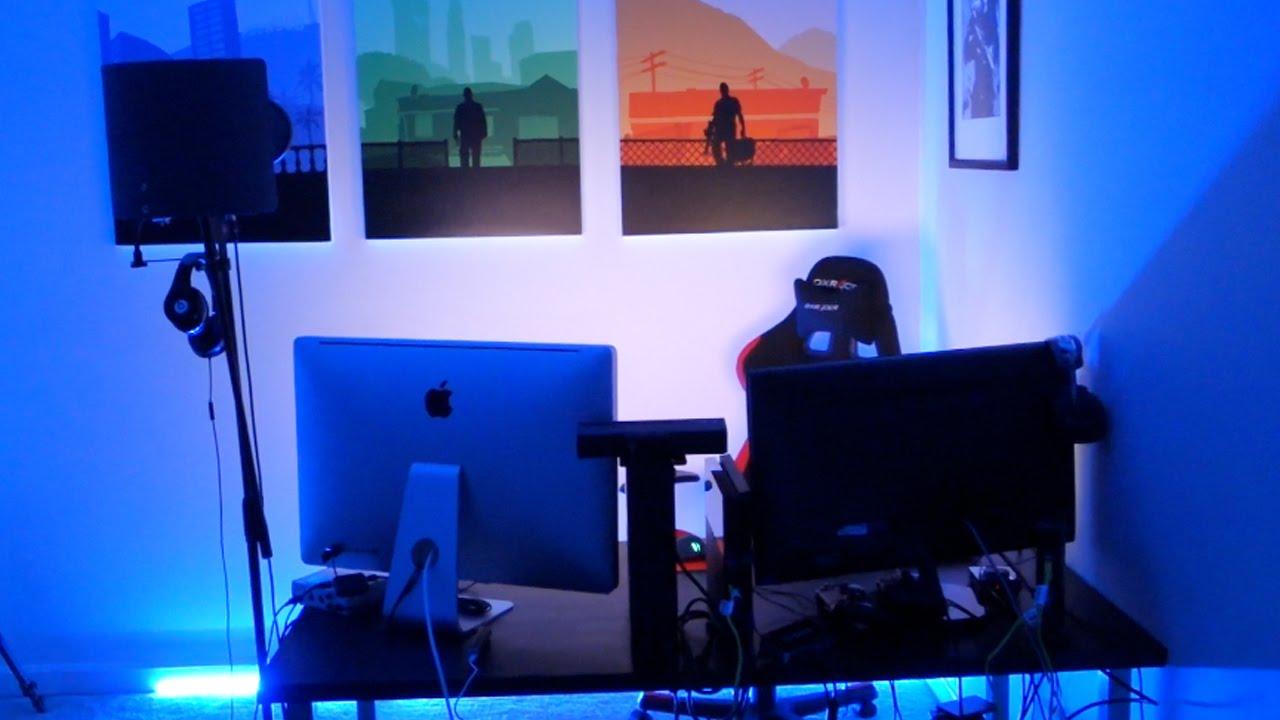 Gaming Setup Tour