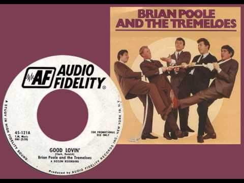 BRIAN POOLE & THE TREMELOES - Good Lovin' - HQ Audio!