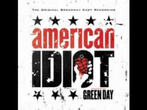 Green Day  21 Guns  The Original Broadway Cast Recording