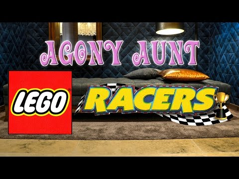 Agony Aunt Lego Racers (The Casual Lounge)