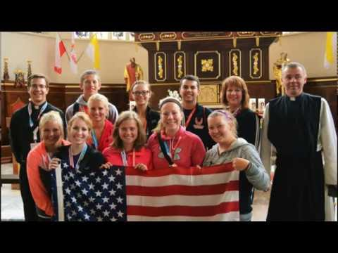 Deacon Peter on World Youth Day