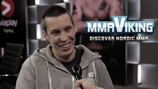 Magnus Cedenblad on Fighting Chris Camozzi in UFC Sweden 5