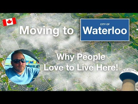 Moving To Waterloo Ontario