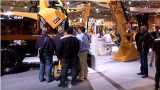Video still for Welcome to bauma 2013!