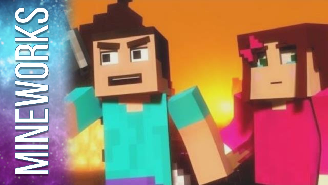 Mods- Minecraft Song Animation