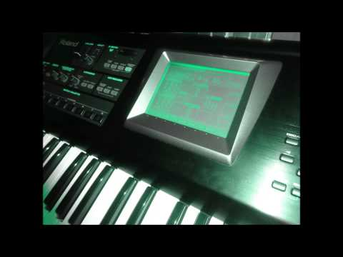 Roland V-Synth 2.0