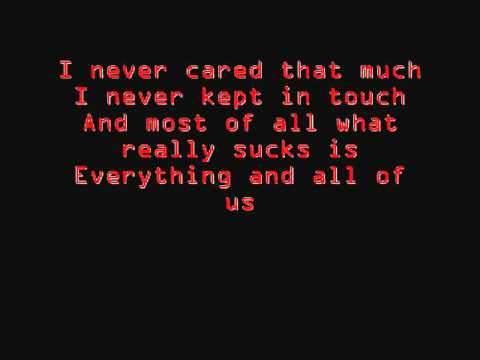 Everything Sucks- Dope Lyrics